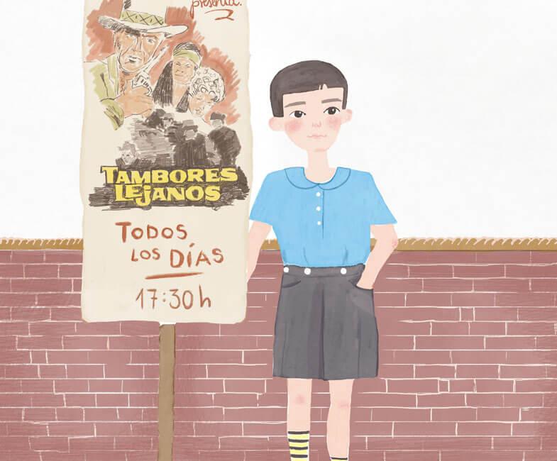 Benito, el niño