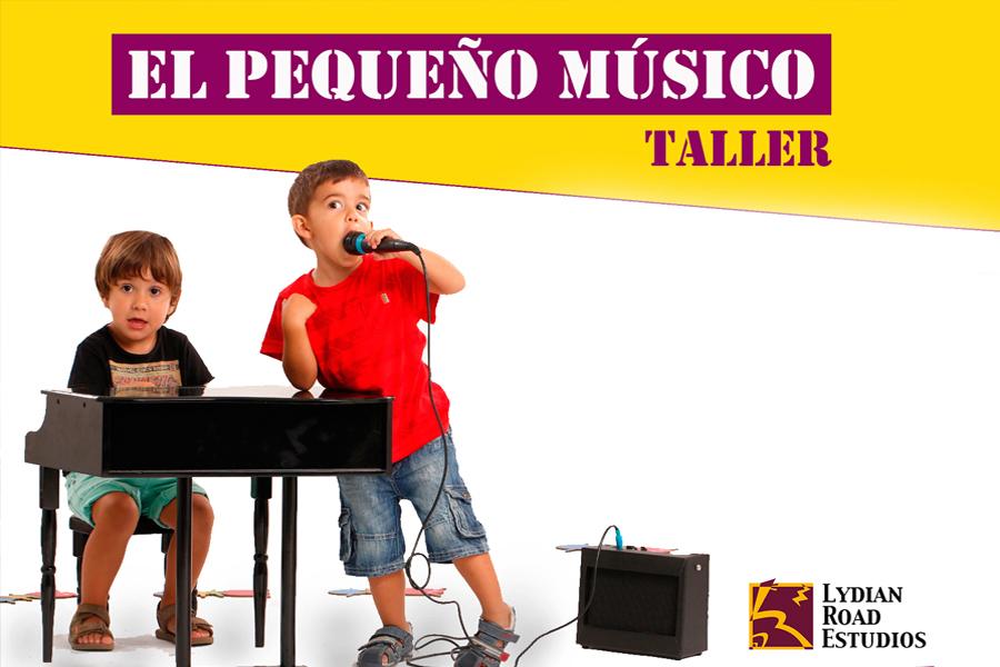«El pequeño músico» | Taller