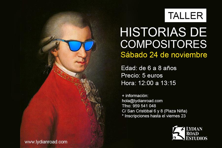 Historias de compositores