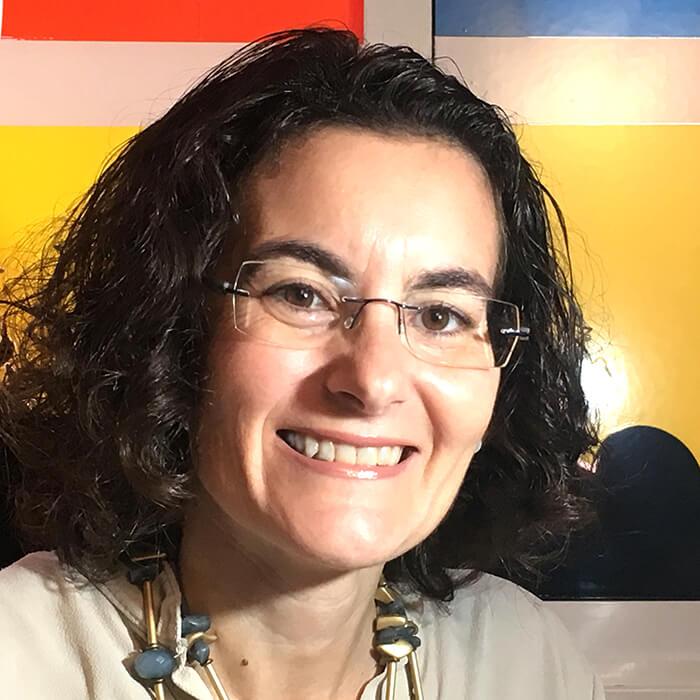 Natalia García de Soto, Administración