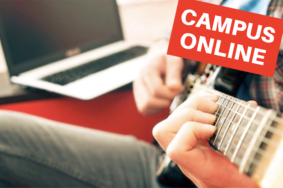 Campus online lydianroad